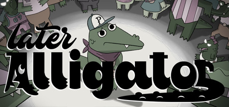 Later Alligator Cover Image