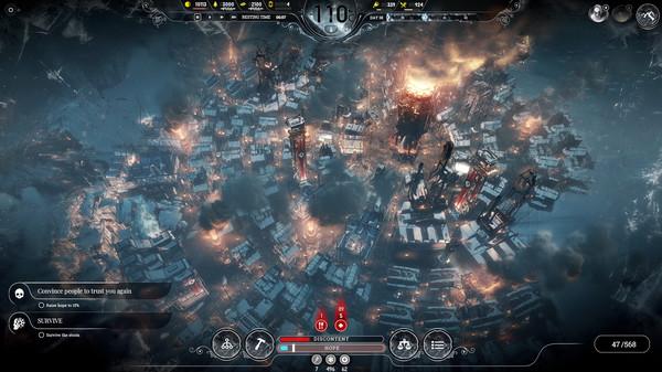 Скриншот №11 к Frostpunk Original Soundtrack