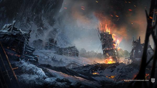 Скриншот №8 к Frostpunk Original Soundtrack