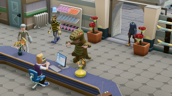 Скриншот №6 к Two Point Hospital Bigfoot