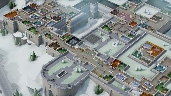 Скриншот №1 к Two Point Hospital Bigfoot