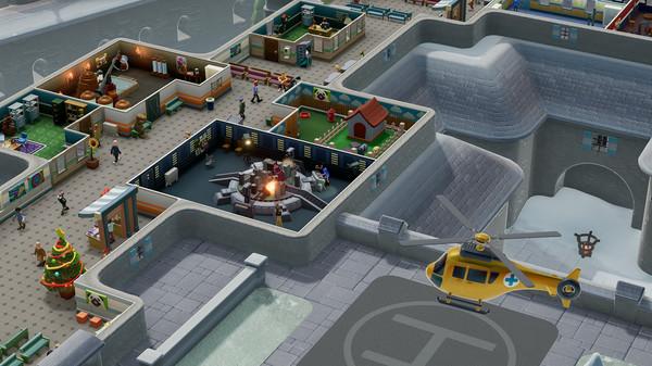 Скриншот №4 к Two Point Hospital Bigfoot