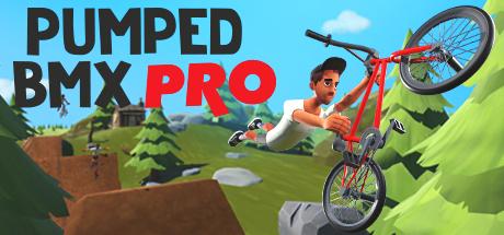 Pumped BMX Pro Cover Image