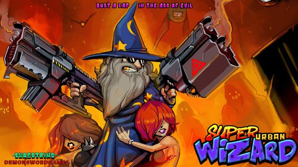 Super Urban Wizard screenshot