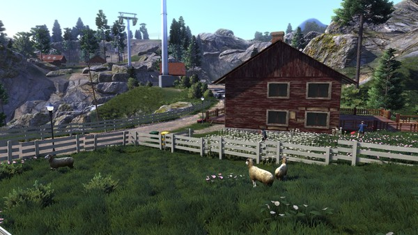 Скриншот №13 к Lumberjacks Dynasty