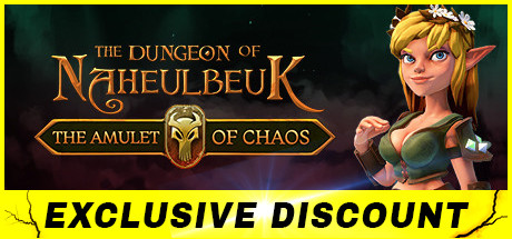 The Dungeon Of Naheulbeuk: The Amulet Of Chaos Cover Image