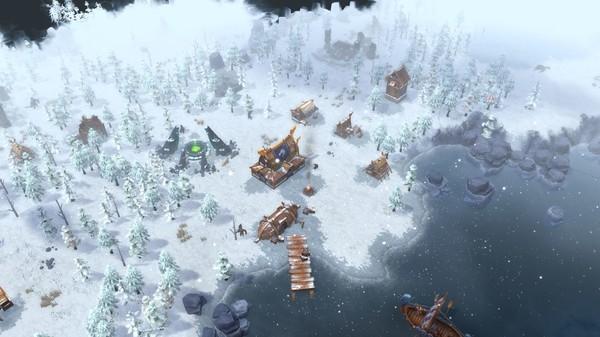 Скриншот №3 к Northgard - Nidhogg Clan of the Dragon