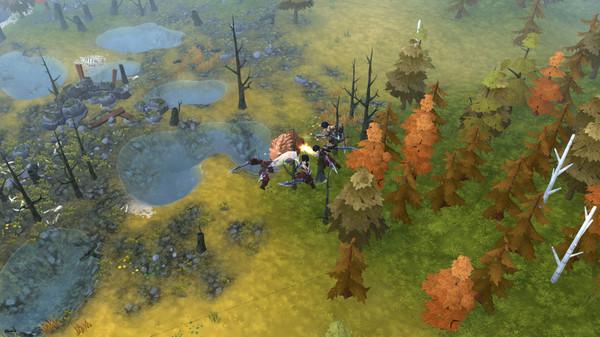 Скриншот №4 к Northgard - Nidhogg Clan of the Dragon
