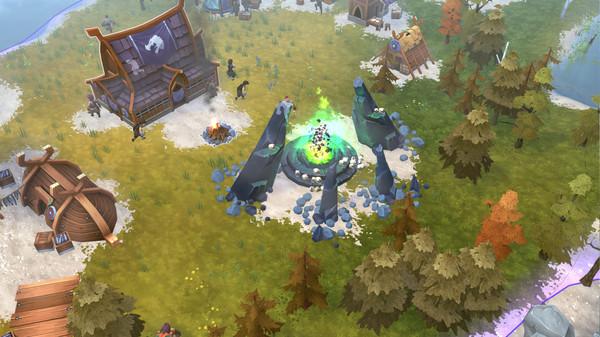 Скриншот №7 к Northgard - Nidhogg Clan of the Dragon