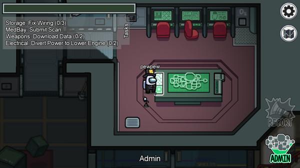 Скриншот №3 к Among Us - Stickmin Pet Bundle
