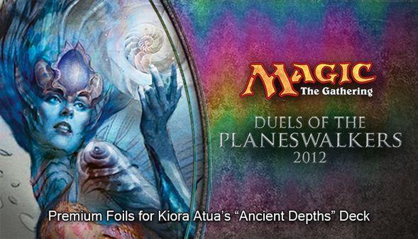 скриншот Magic 2012 Foil Conversion Ancient Depths 0