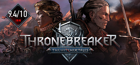 Thronebreaker: The Witcher Tales Cover Image