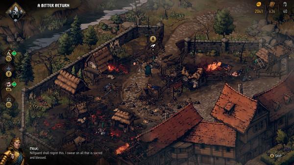 Скриншот №5 к Thronebreaker The Witcher Tales