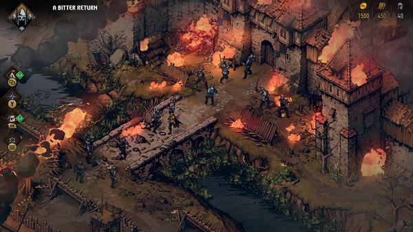Скриншот №3 к Thronebreaker The Witcher Tales