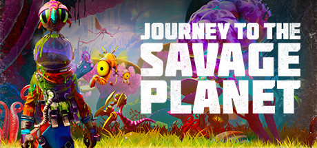 Journey To The Savage Planet Cover Image