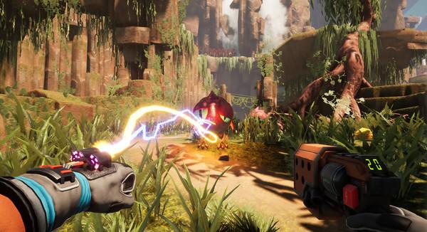 Скриншот №5 к Journey To The Savage Planet