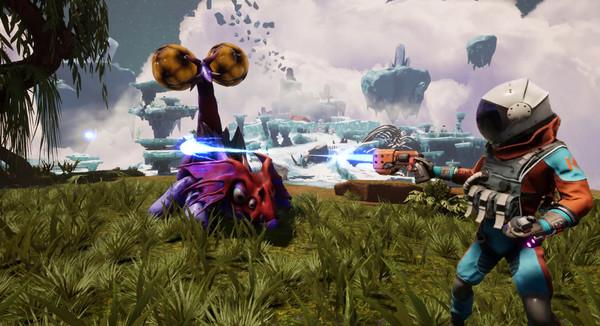Скриншот №7 к Journey To The Savage Planet