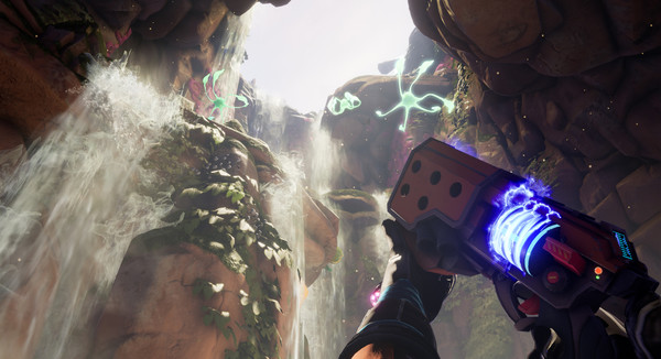 Скриншот №2 к Journey To The Savage Planet