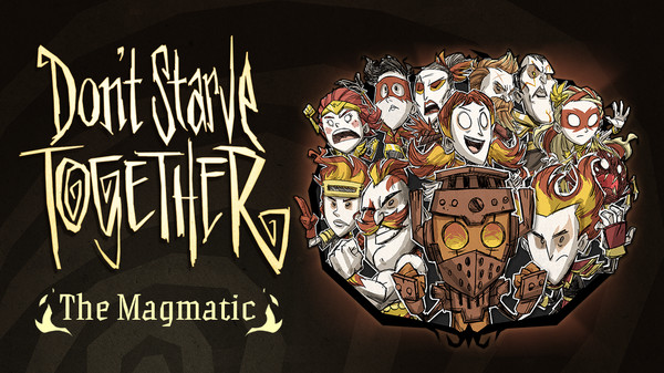Скриншот №1 к Dont Starve Together All Survivors Magmatic Chest