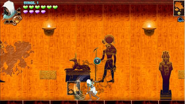 Ankh Guardian -  Treasure of the Demon's Temple/ゴッド・オブ・ウォール 魔宮の秘宝 screenshot