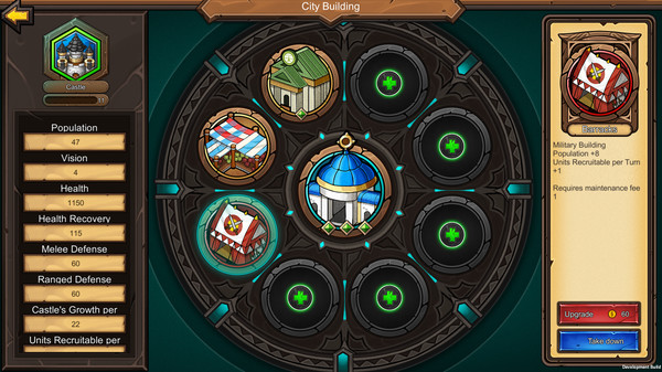 Legion War Screenshot 3