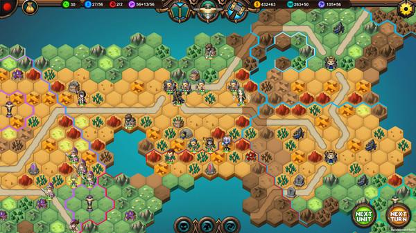 Legion War Screenshot 2