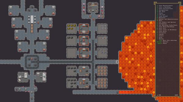Скриншот №6 к Dwarf Fortress