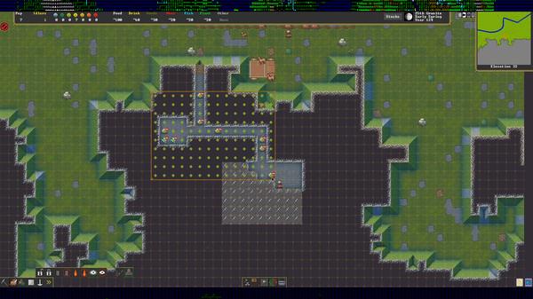 Скриншот №4 к Dwarf Fortress