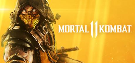 Mortal Kombat11 Cover Image