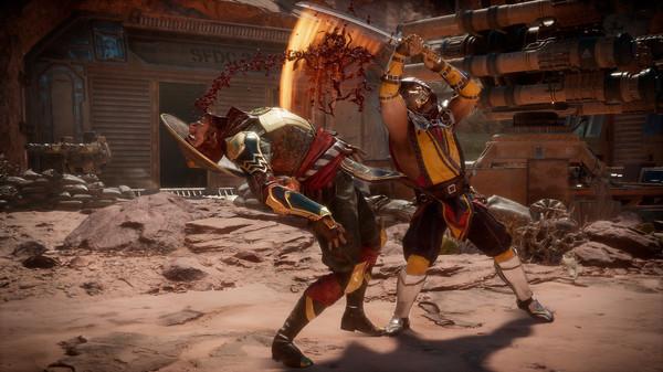 Скриншот №6 к Mortal Kombat11