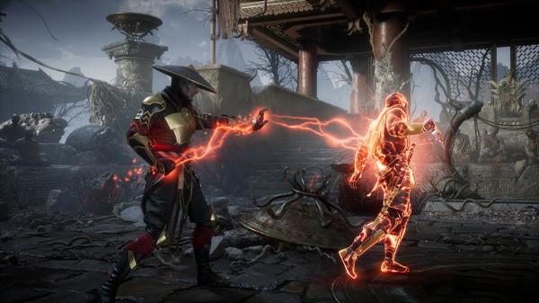 Скриншот №2 к Mortal Kombat11