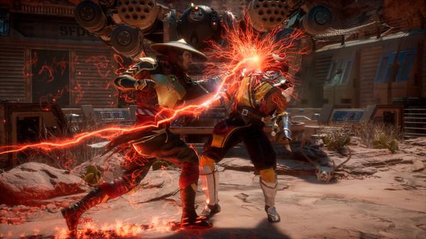 Mortal Kombat 11 (MK 11) скриншот