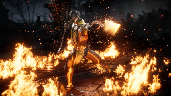 Скриншот №1 к Mortal Kombat11