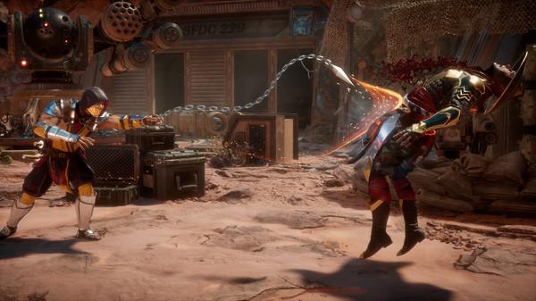 Скриншот №5 к Mortal Kombat11