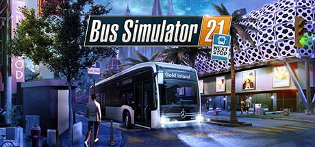 Poster. Bus Simulator 21
