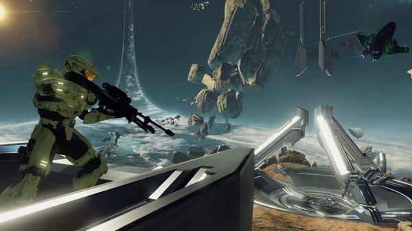 Скриншот №13 к Halo The Master Chief Collection
