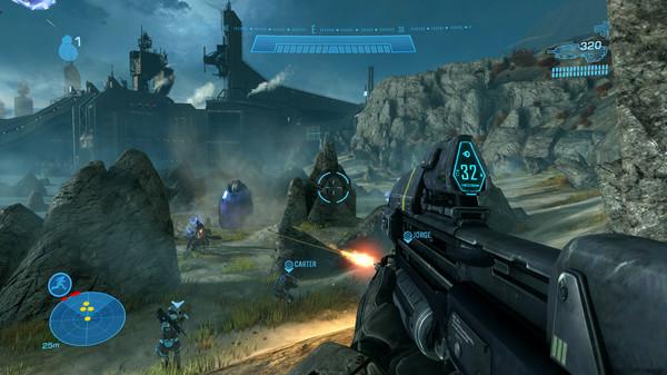 Скриншот №2 к Halo The Master Chief Collection