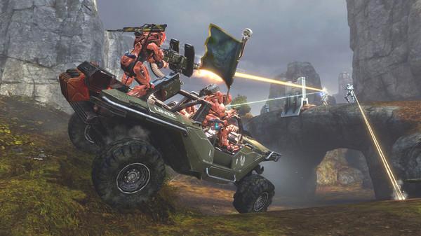 Скриншот №4 к Halo The Master Chief Collection
