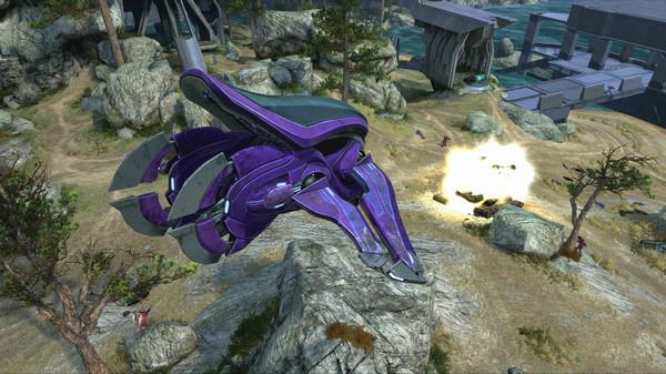Скриншот №1 к Halo The Master Chief Collection