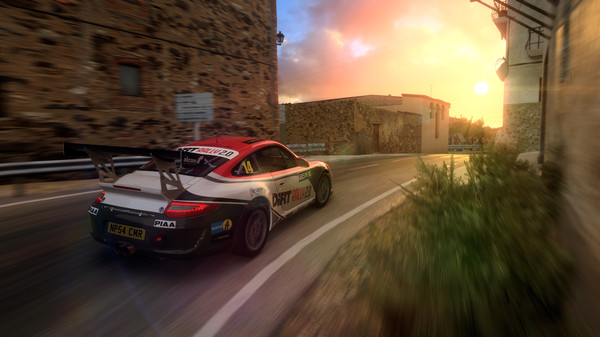 Скриншот №10 к DiRT Rally 2.0 - Porsche 911 RGT Rally Spec