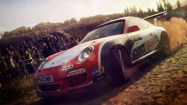 Скриншот №7 к DiRT Rally 2.0 - Porsche 911 RGT Rally Spec