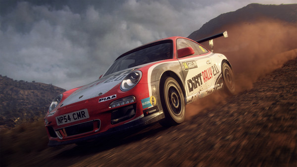 Скриншот №3 к DiRT Rally 2.0 - Porsche 911 RGT Rally Spec