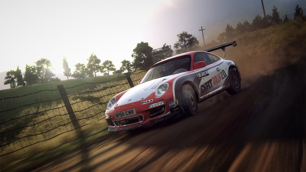 Скриншот №1 к DiRT Rally 2.0 - Porsche 911 RGT Rally Spec