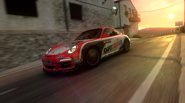Скриншот №9 к DiRT Rally 2.0 - Porsche 911 RGT Rally Spec