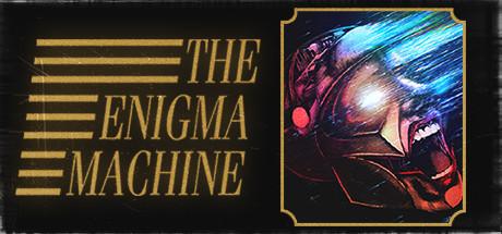 THE ENIGMA MACHINE Cover Image