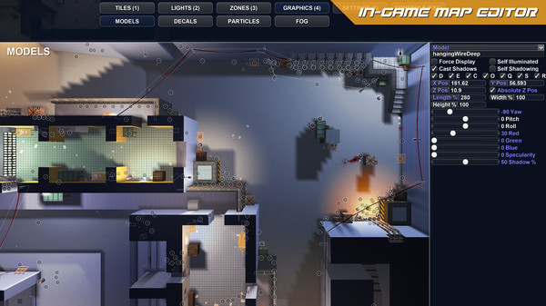 Скриншот №5 к Geneshift Supporters Edition