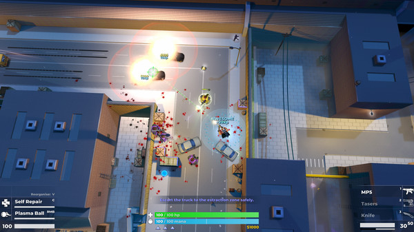 Скриншот №1 к Geneshift Supporters Edition