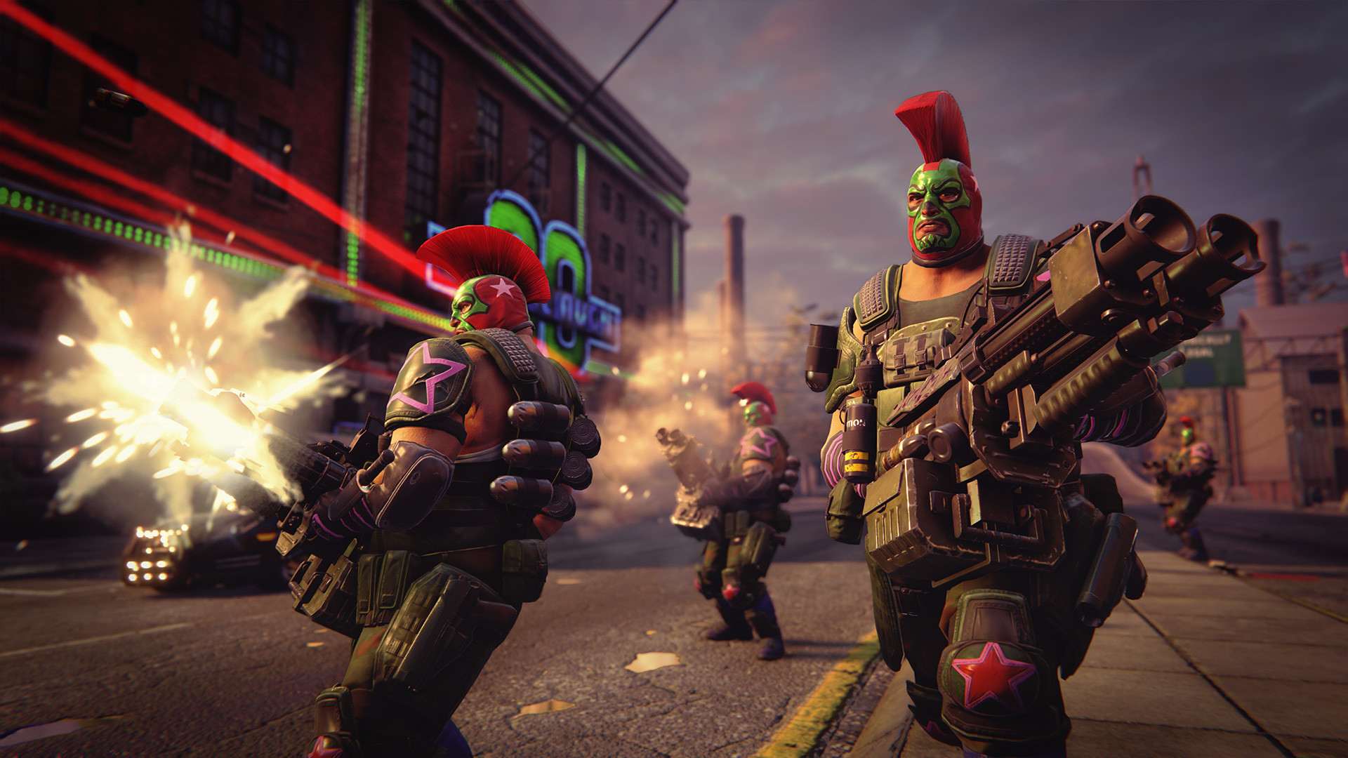 Image from Saints Row 3 Remaster - Developed by people behind Saints row 5