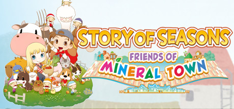 STORY OF SEASONS: Friends of Mineral Town Cover Image