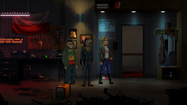 Born Punk screenshot